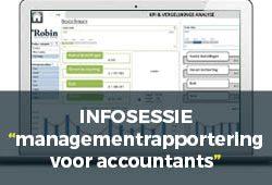 infosessie managementrapportering voor accountants